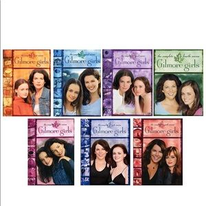 Gilmore Girls: The Complete Series (Seasons 1-7)